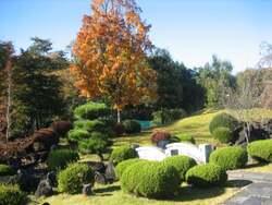 富士川クラフトパーク 日本庭園