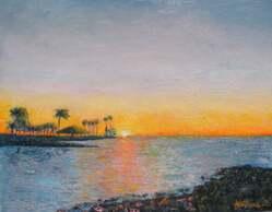 K.Iさん「Sun Set」