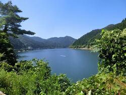 音水湖 夏