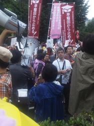 国会抗議行動8-30c
