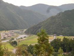 山頂からの風景1