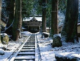冬の永平寺