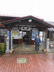隼駅を守る会 西村さん